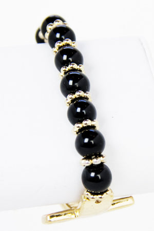 BLACK CRICKE BRACELET - Haute & Rebellious