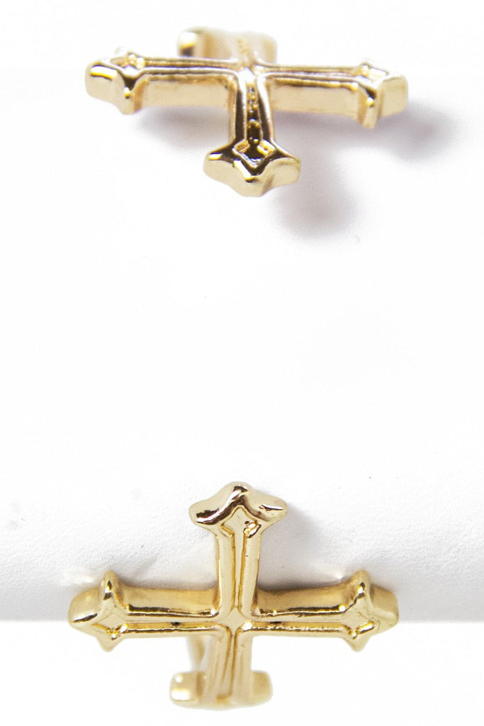 DOUBLE CROSS CUFF