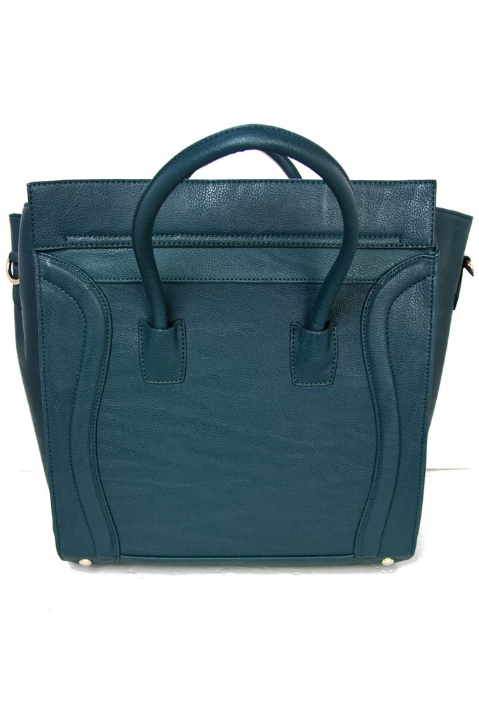 TRAVEL BAG - Deep Aqua