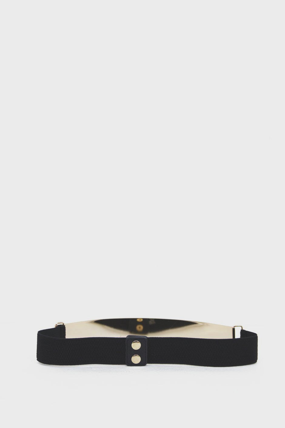 GOLD PLATED BELT - Black - Haute & Rebellious