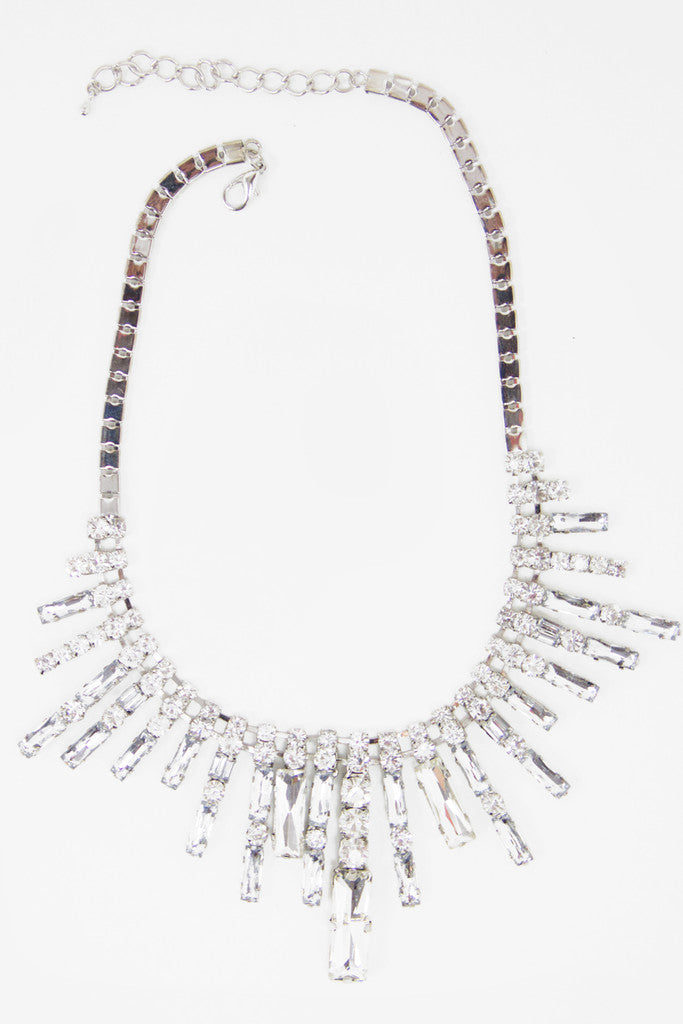 STELLAR CRYSTAL NECKLACE