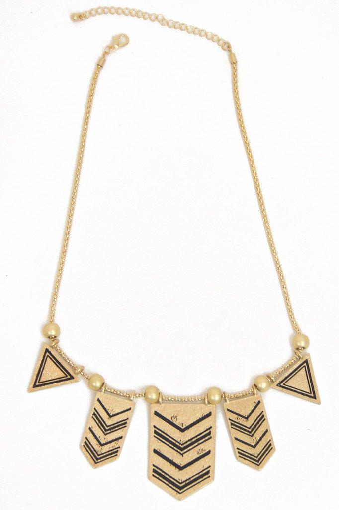 JAROW GOLD NECKLACE