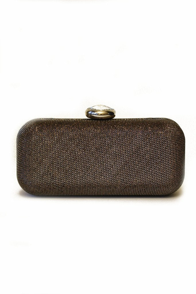 Haute & Rebellious METALLIC CLUTCH in [option2]