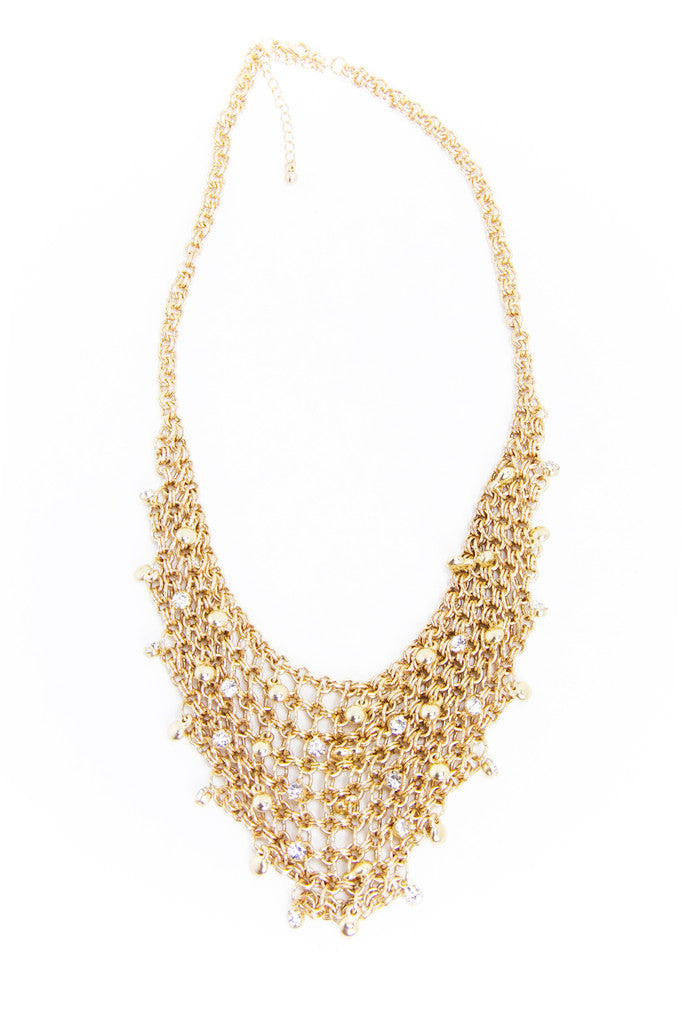 TIANA NECKLACE - Gold