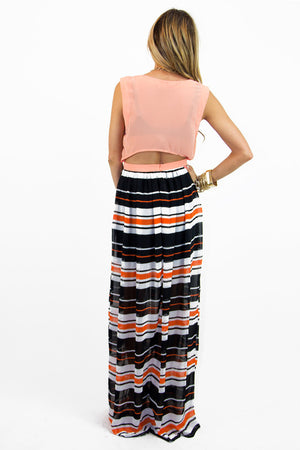 STELLA LONG MAXI DRESS - Haute & Rebellious