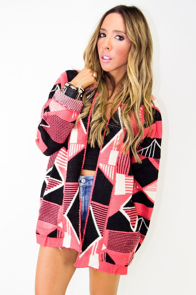 NIKOLA TRIBAL SWEATER - Haute & Rebellious