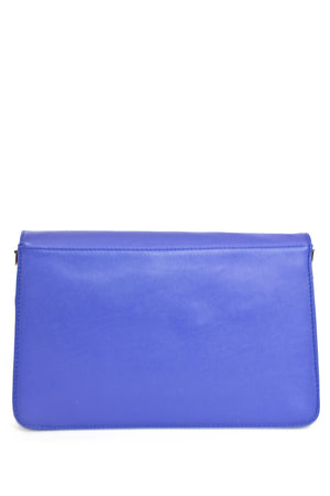 ROYAL BLUE CLUTCH - Haute & Rebellious