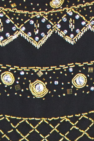 VENICE BEADED SKIRT - Haute & Rebellious