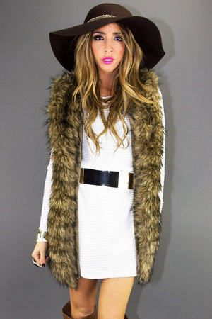 LONG SLEEVE SWEATER DRESS - Haute & Rebellious