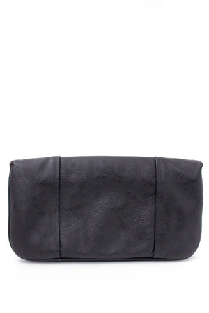 TAYLOR CLUTCH - Black/Gold - Haute & Rebellious