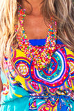 GUADALUPE NECKLACE - Multi