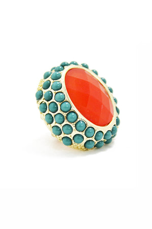 STELLO STONE RING - Haute & Rebellious
