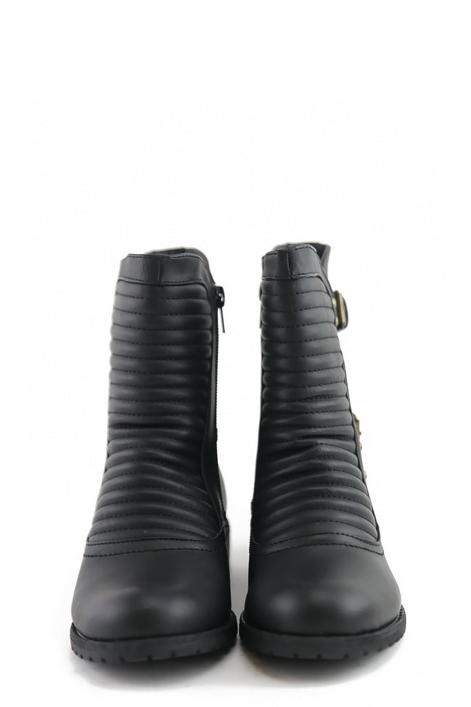 BRAILYNN COMBAT BOOT