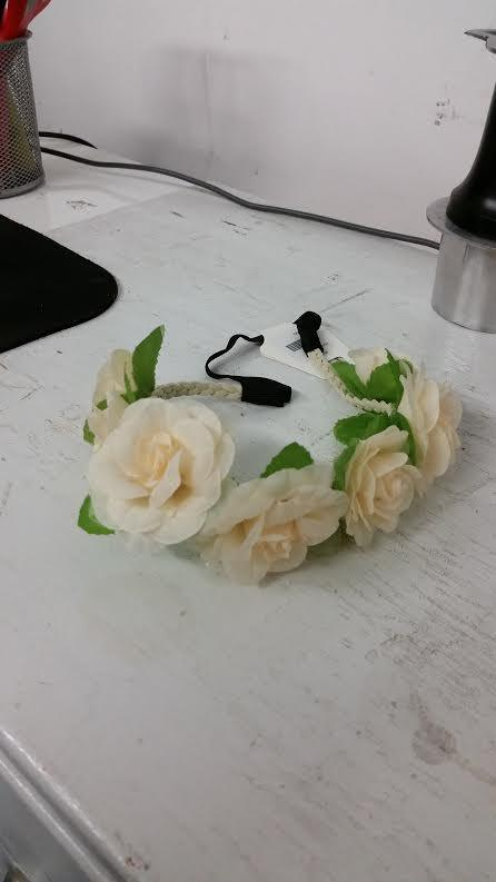 HANA FLOWER HEADBAND