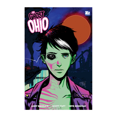 The Ghost Of Ohio Comic Book + Digital Album