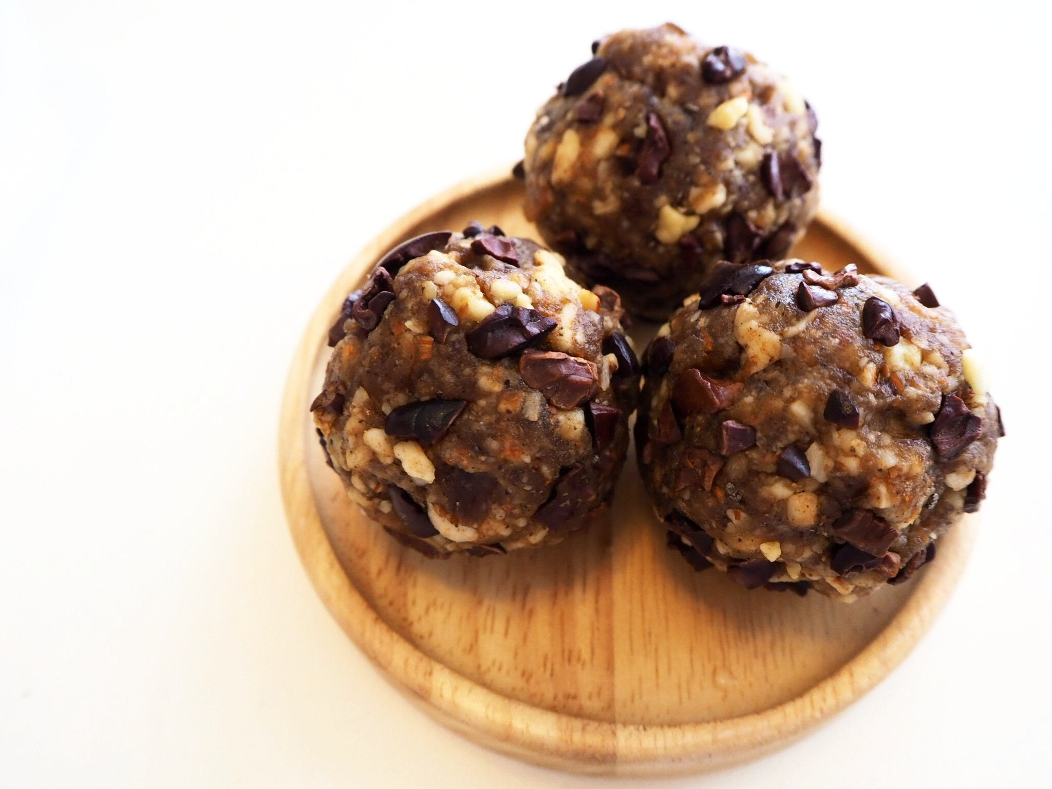 [Box of 10] Superfood Ballz