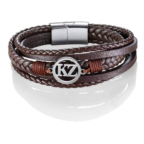 Brown Grande Bracelet Steel