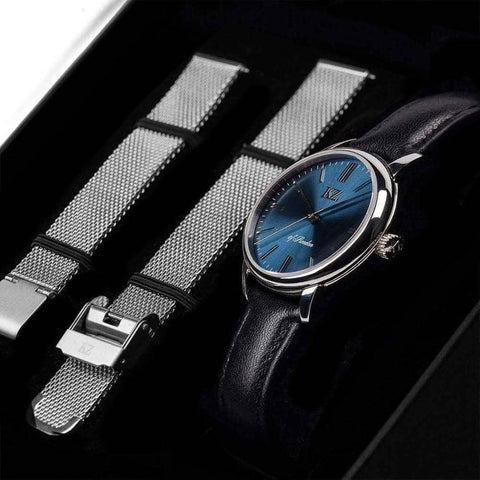 Petite Watch Blue