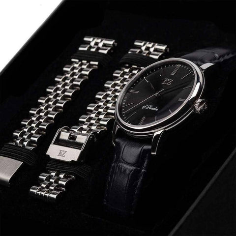 Signature Watch Black