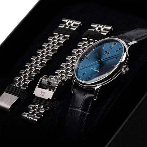 Signature Watch Blue