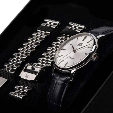 Signature Watch White