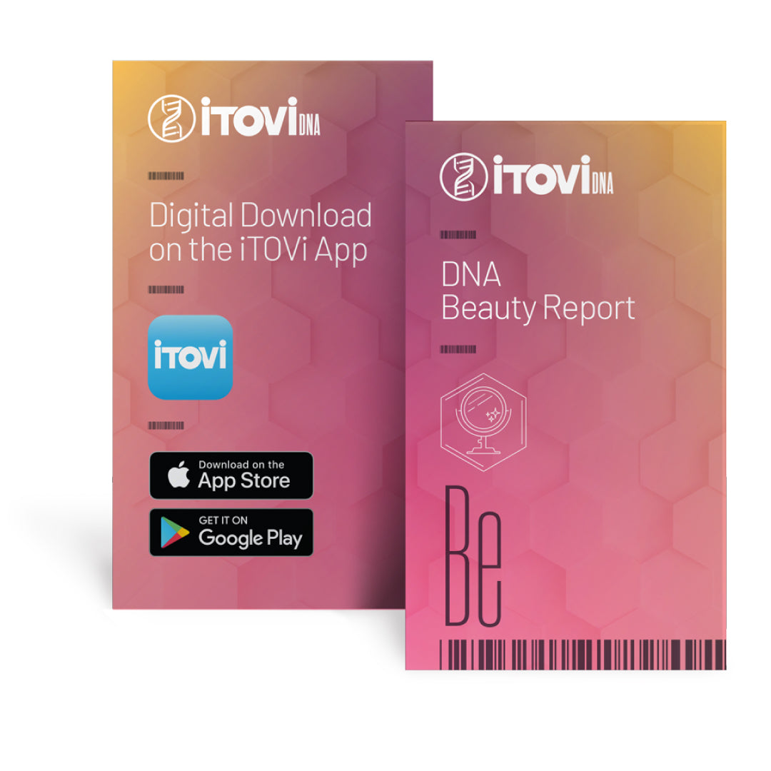 iTOVi DNA Beauty Report