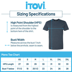 iTOVi Racer Red - Mens Shirt