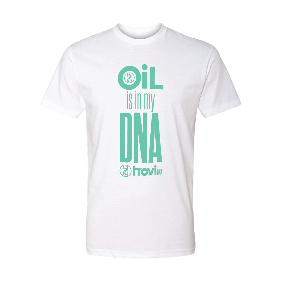 Oil is in My DNA - Mens