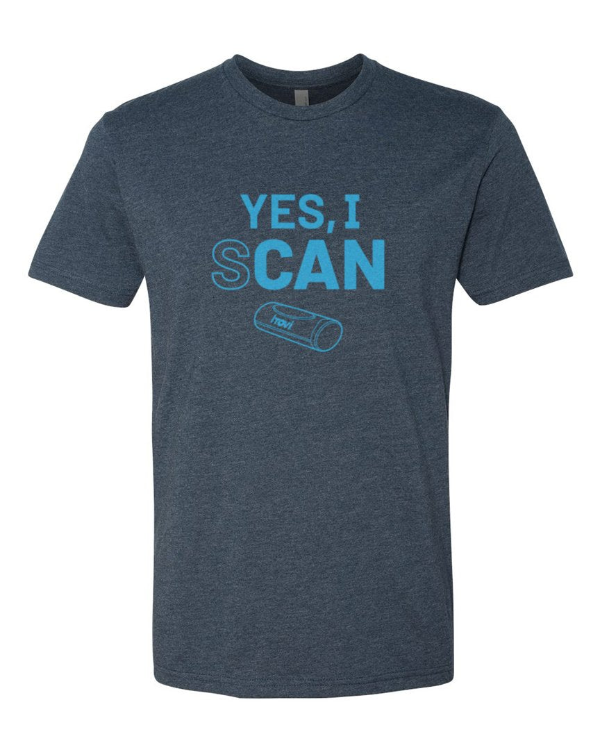 Yes I Scan - Mens Shirt
