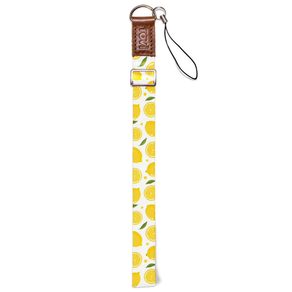 Lemon Lanyard