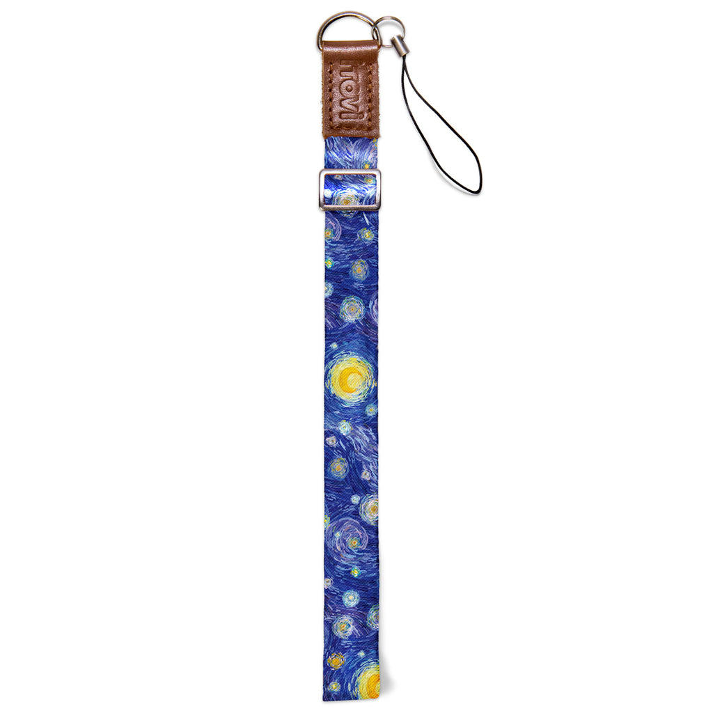 Starry Night Lanyard
