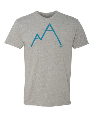 Simply Mountains - Men's Tee