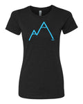 Simply Mountains - Ladies Tee