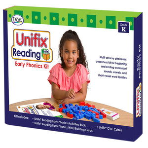Unifix Reading Early Phonics Kit