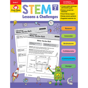 Stem Lessons & Challenges Grade 2
