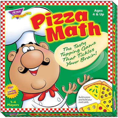 (2 Ea) Learning Games Pizza Math
