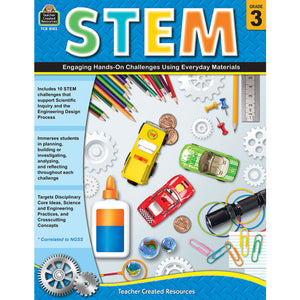 Stem Using Everyday Materials Gr 3 Engaging Hands-on Challenges