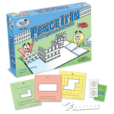 Fence It In Exploring Area & Perimeter
