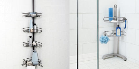 The Best Corner Shower Caddy