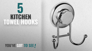 Top 10 Kitchen Towel Hooks [2018] Real Time Prices and Discounts: