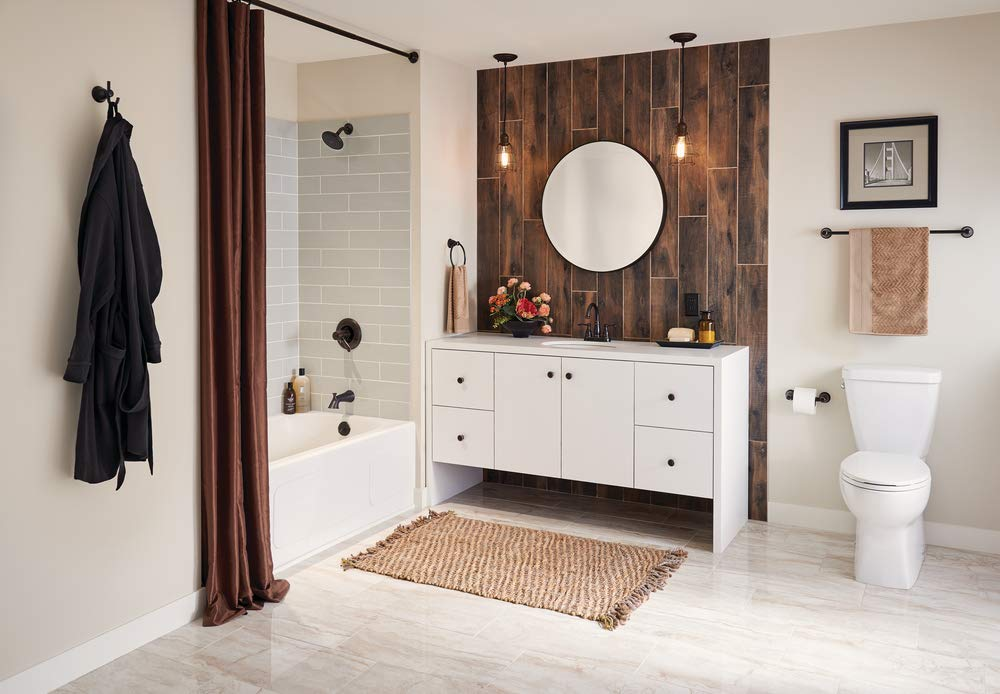 The Best Towel Bars Are A Subtle Way To Upgrade Your Bathroom