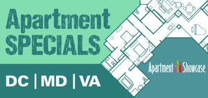 Deals on Apartments in DC, Maryland, and Virginia