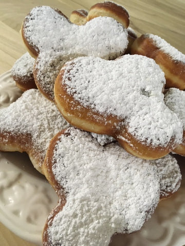 Weekly Recipes: Beignets and Basic Bread