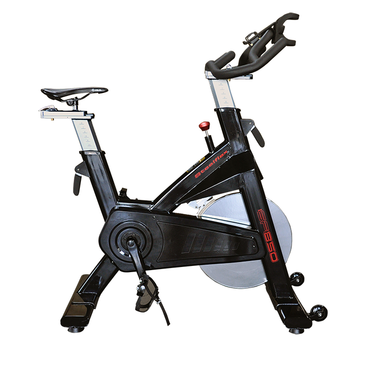 SF850 INDOOR CYCLE - STEELFLEX CARDIO