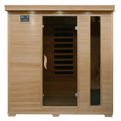 Pure Heat 4 Person Carbon Sauna