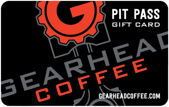 Pit Pass Gift Card
