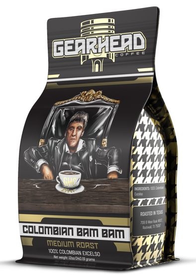 Colombian Bam Bam Coffee Club