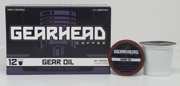 Gear Oil Coffee Club