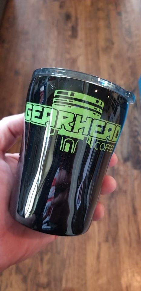 Gearhead Coffee Fuel Cells