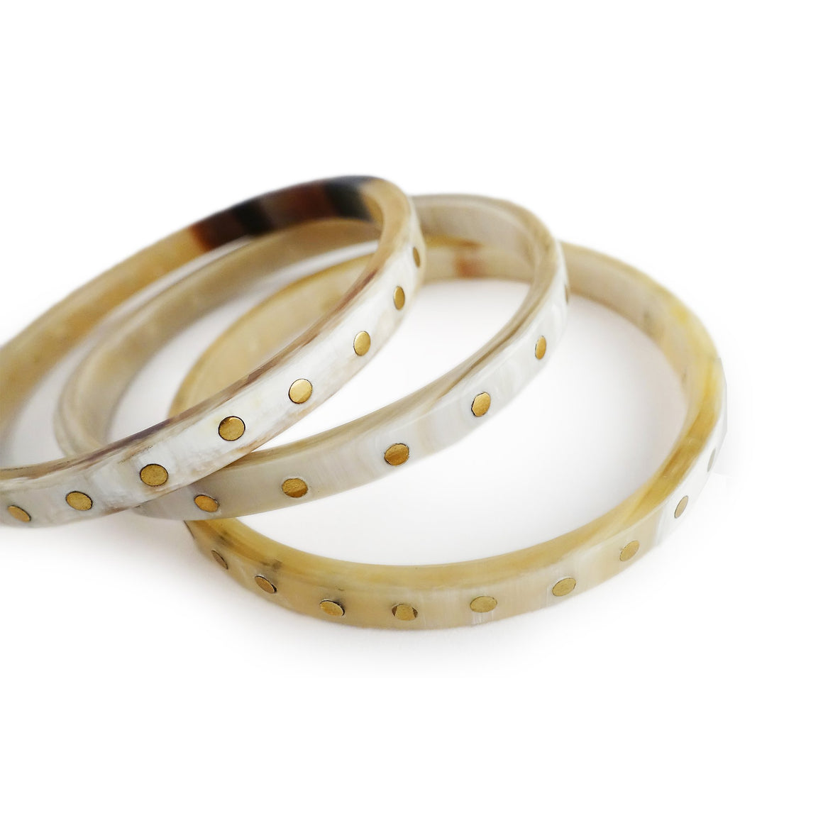 Ankole Dotted Bangles